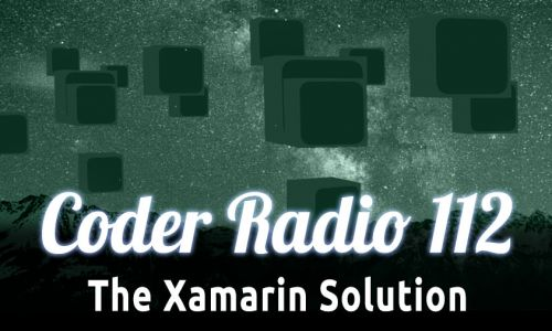 The Xamarin Solution | CR 112