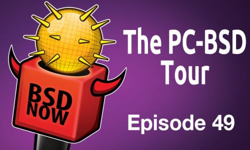 The PC-BSD Tour | BSD Now 49
