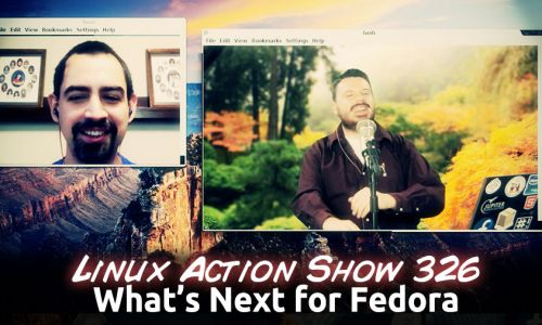 What's Next for Fedora | LAS 326
