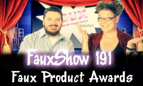 Faux Product Awards | FauxShow 191