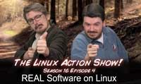 REAL Software on Linux | LAS | s16e04