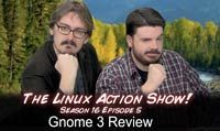Gnome 3 Review | LAS | s16e05