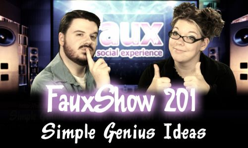 Simple Genius Ideas | FauxShow 201