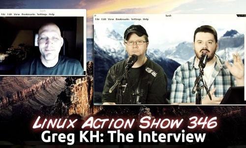 Greg KH: The Interview | LAS 346
