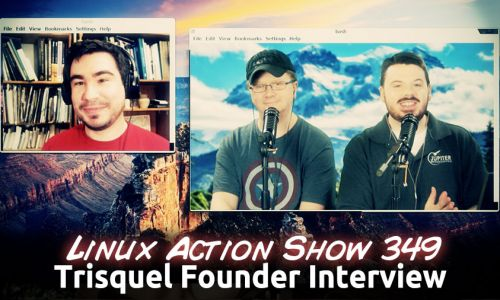 Trisquel Founder Interview | LAS 349