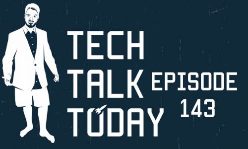 Ring Around the Galaxy | Tech Talk Today 143