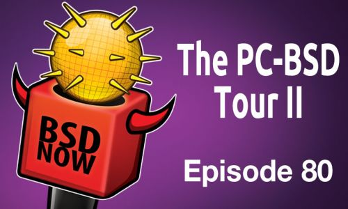 The PC-BSD Tour II | BSD Now 80