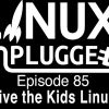 Give the Kids Linux | LINUX Unplugged 85