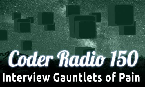 Interview Gauntlets of Pain | CR 150