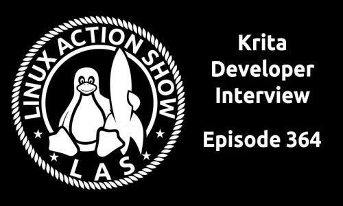 Krita Developer Interview | LAS 364