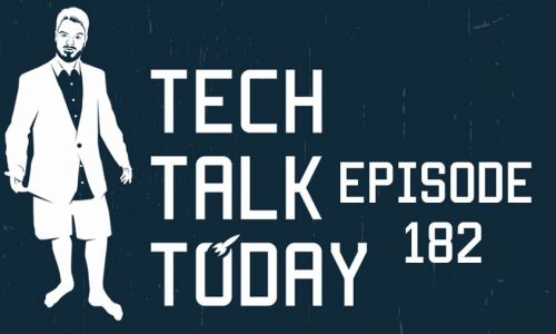 Embarrassed Einstein | Tech Talk Today 182