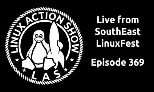 Live from SouthEast LinuxFest  | LAS 369