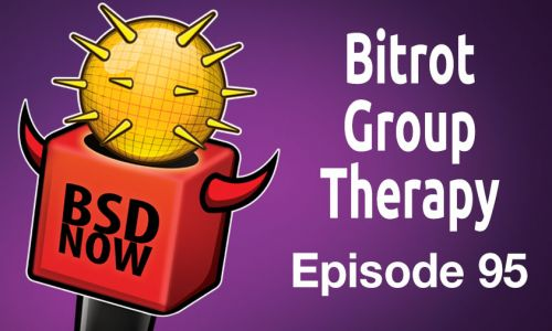 Bitrot Group Therapy | BSD Now 95