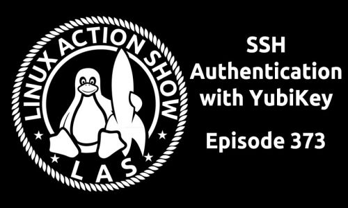 SSH Authentication with YubiKey | LAS 373