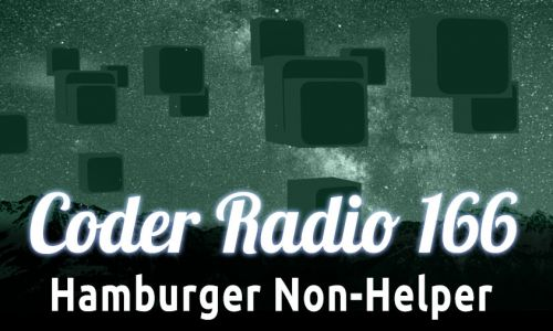Hamburger Non-Helper | CR 166