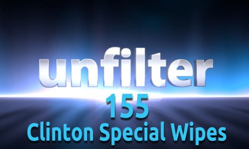 Clinton Special Wipes | Unfilter 155