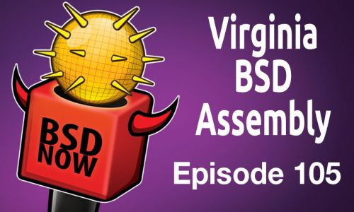 Virginia BSD Assembly | BSD Now 105