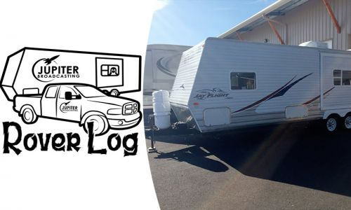 Trailer Picked Up and Brake Controller Installed | Rover Log #2