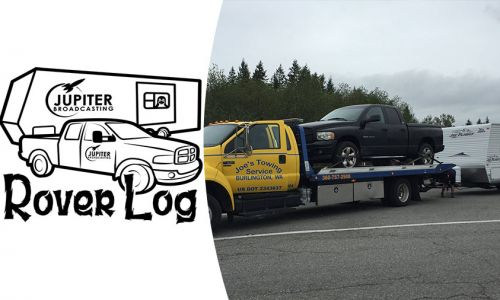 Break Down Before Leaving Town | Rover Log 5