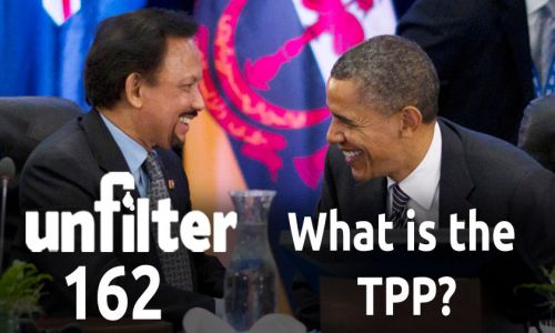 What is the TPP | Unfilter 162