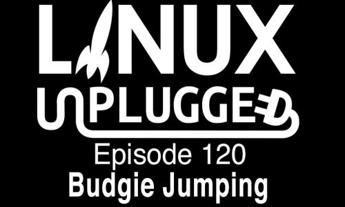 Budgie Jumping | LINUX Unplugged 120