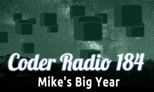 Mike's Big Year | CR 184