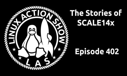 The Stories of SCALE14x | LAS 402