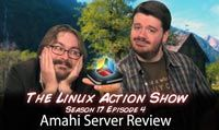 Amahi Server Review | LAS | s17e04