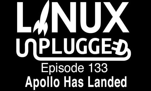 Apollo Has Landed | LINUX Unplugged 133