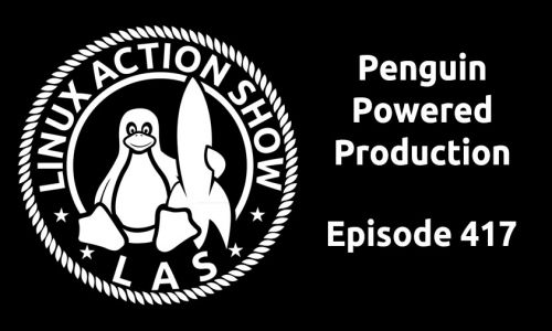 Penguin Powered Production | LAS 417