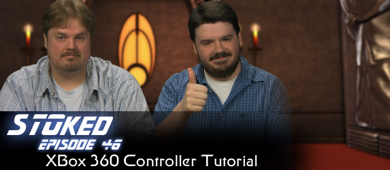 XBox 360 Controller Tutorial | Jupiter Broadcasting