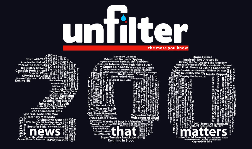 Weapons of Mass Distraction | Unfilter 200 | Jupiter Broadcasting